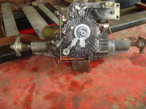 KUBOTA T1600 PARTS 001
