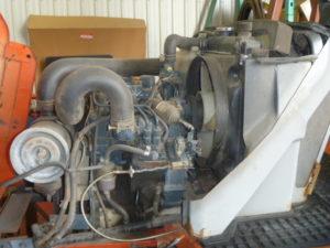KUBOTA T1600 PARTS 004